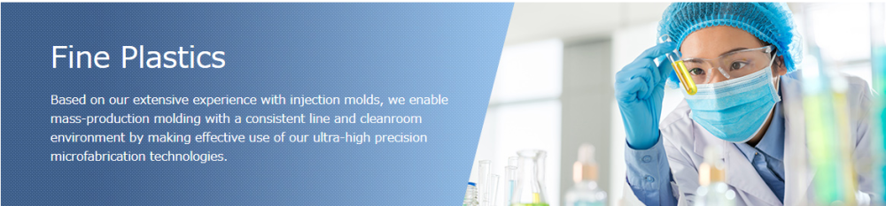 Ultra Precision Molds